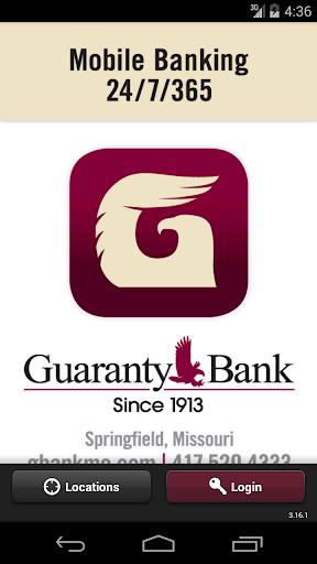 Guaranty Bank Mobile Banking