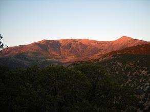 Photo: Sunrise on Mt Ellen