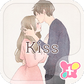 Cute Theme-Kiss-