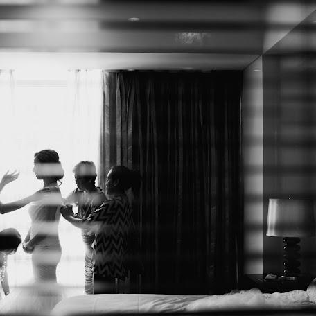 Wedding photographer Nikko Quiogue (nqmodernphoto). Photo of 19.04.2016