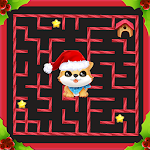Maze Cat Adventure Icon