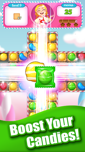 New Tasty Candy Bomb – #1 Free Candy Match 3 Game ss2