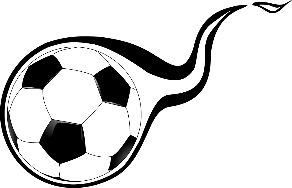 Free vector graphic: Soccer, Ball, Football, Sports - Free Image ...