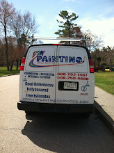 Photo: JM Painting in Framingham, MA proudly displaying their BBB Accreditation