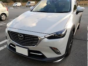 CX-3  DK5AW XD Touring L package のスカッフプレートのカスタム事例画像 ふじまゆ。さんの2018年11月12日12:02の投稿