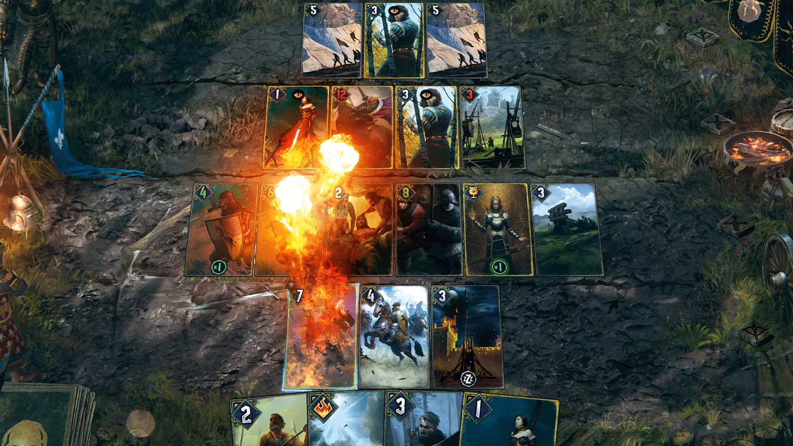 [Review] Gwent : The Witcher Card Game เกมการ์ดจากซีรีส์ The Witcher 04