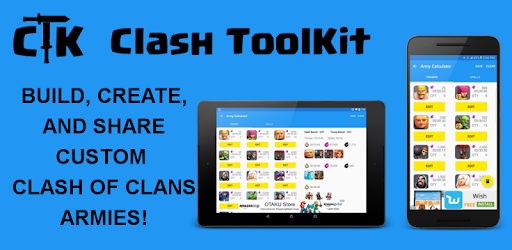 ToolKit for Clash of Clans for PC