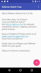 Referee Watch Free - náhled
