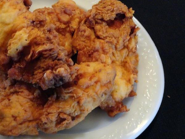 Southern Fried Chicken Recipe