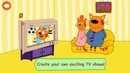 Kid-E-Cats: Adventures. A baby game apktram screenshots 6