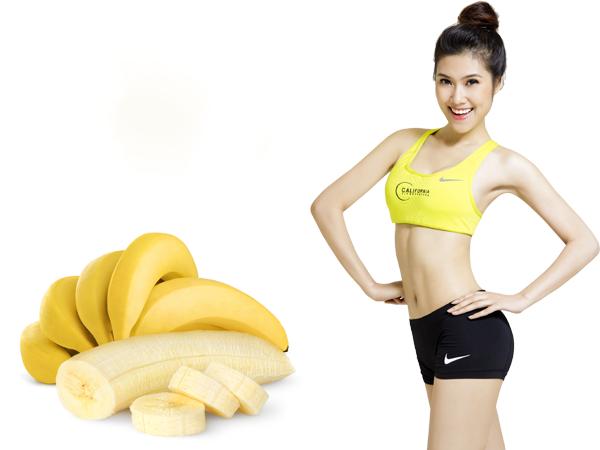 giảm cân có nên ăn chuối không