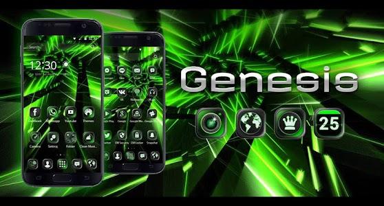 Genesis Green Tech Theme screenshot 4