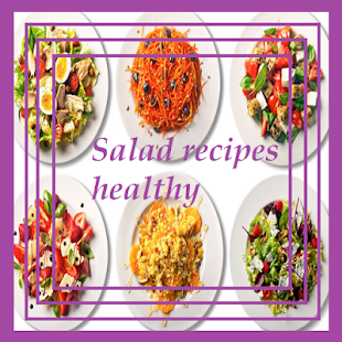 salad recipes healthy - náhled