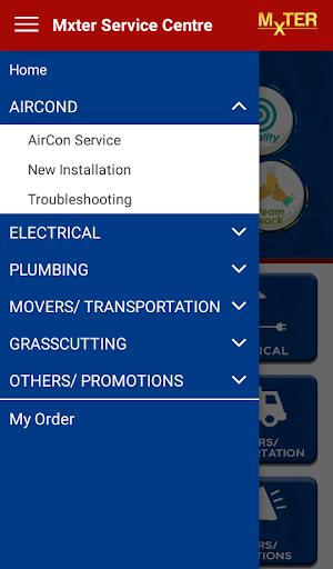 Mxter Maintenance Service Centre Sabah 1.0 screenshots 2