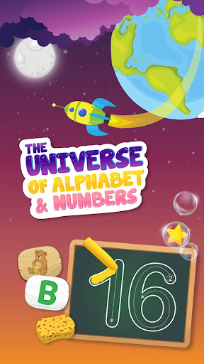 Download Learn the Universe of English Alphabet and Numbers 2.1.1 1