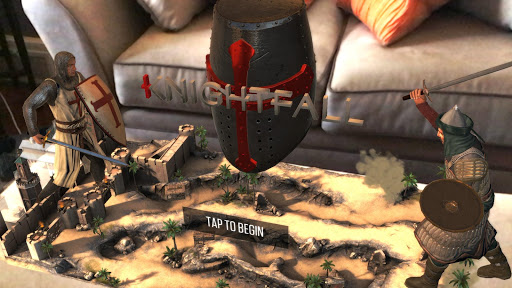 Knightfall™ AR  screenshots 1