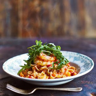 Prawn Linguine Pasta Recipes