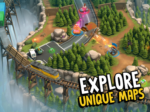 Pico Tanks: Multiplayer Mayhem modavailable screenshots 11