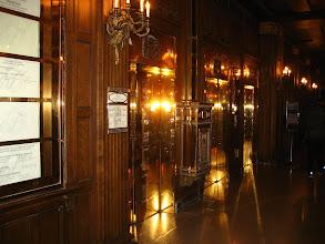 Photo: Le Chateau Frontenac içeriden.