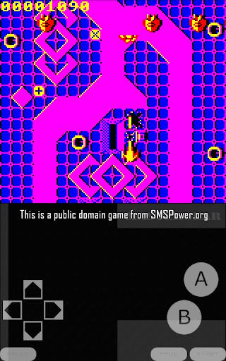 MasterGear - MasterSystem & GameGear Emulator screenshots 13