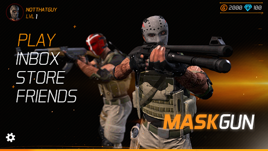 MaskGun ® - Multiplayer FPS- screenshot thumbnail