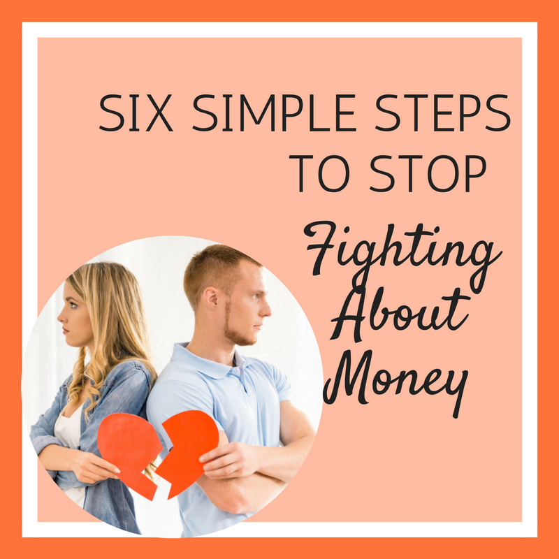 How to stop fighting about money - free download