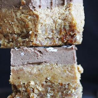 Chocolate Cream Caramel Bars