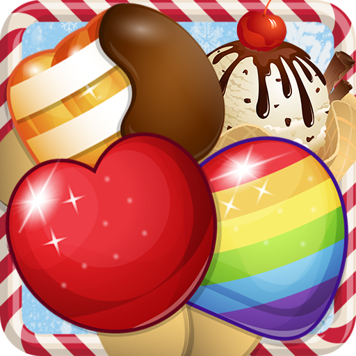 Ice Cream Mania - Match 3