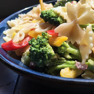 Broccoli Pasta Salad Recipe for an Easy Lunch.