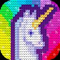 Unicorn Sequin Flip Wallpaper icon