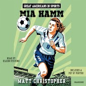 Great Americans in Sports: Mia Hamm