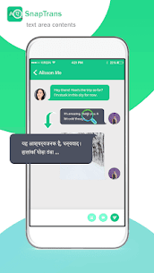 SnapTrans – language translate, Free Translator 2