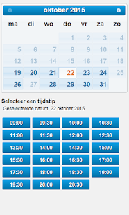 Medisch Pedicure Amstelveen- screenshot thumbnail