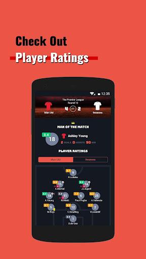 SWIPS - Sports Live Scores  screenshots 4