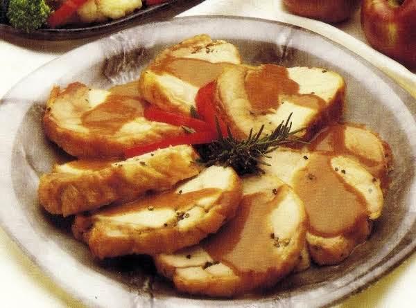 Spicy Turkey Roast (oven Version)