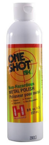 Hornady One Shot Non Harazardous Metal Polish 237ml