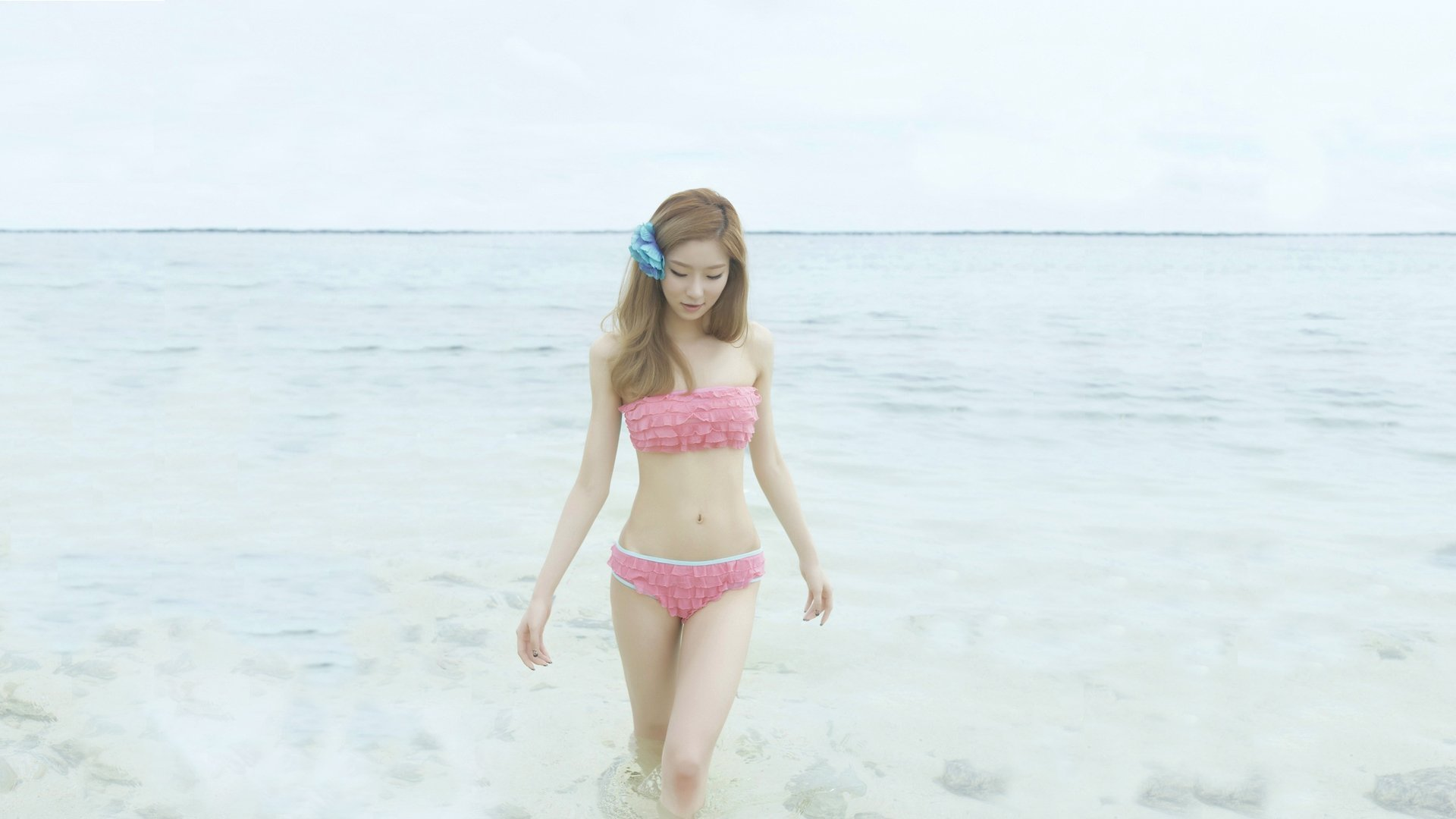 Asian yuki jin mini bathing suit - 4 3
