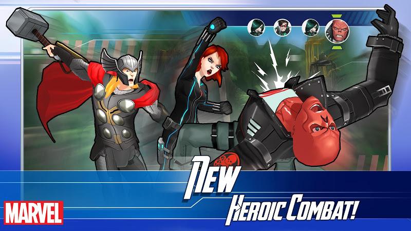 MARVEL Avengers Academy Screenshot 1