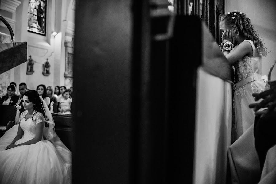 Wedding photographer Gábor Badics (badics). Photo of 24.06.2018