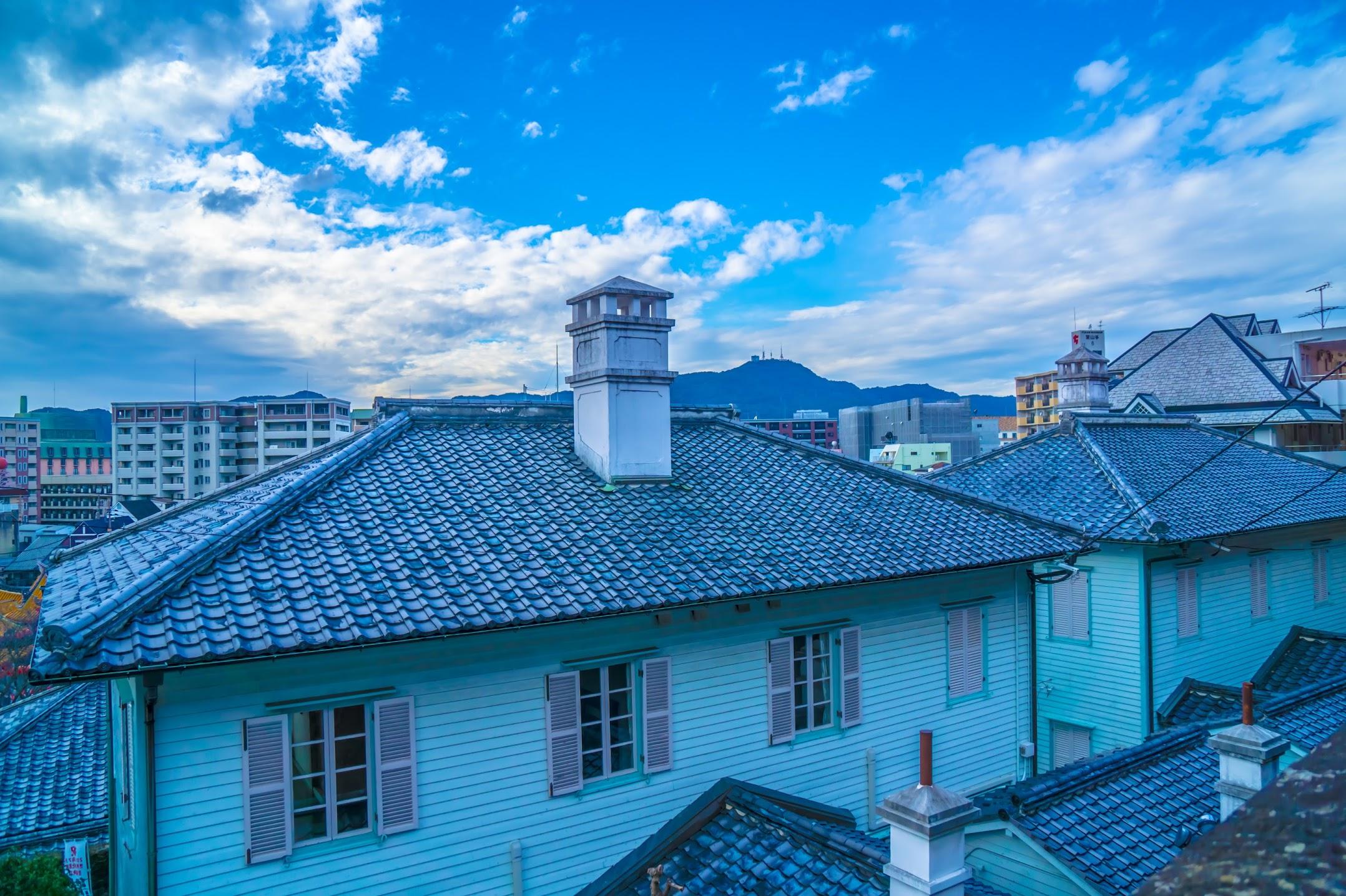 Nagasaki Dutch Slope Higashi-Yamate Western residences2
