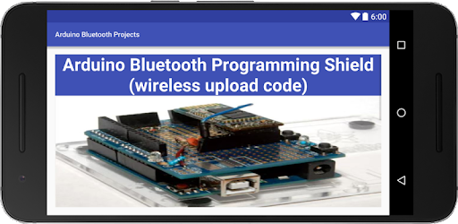 Arduino Bluetooth Projects - Apps on Google Play