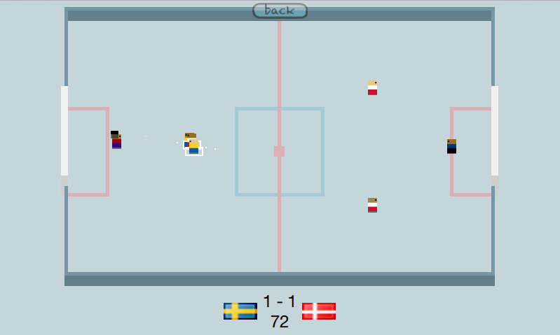 Super Pixel Hockey- screenshot