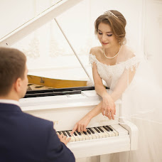 Wedding photographer Yuliya Terenicheva (Terenicheva). Photo of 17.01.2018
