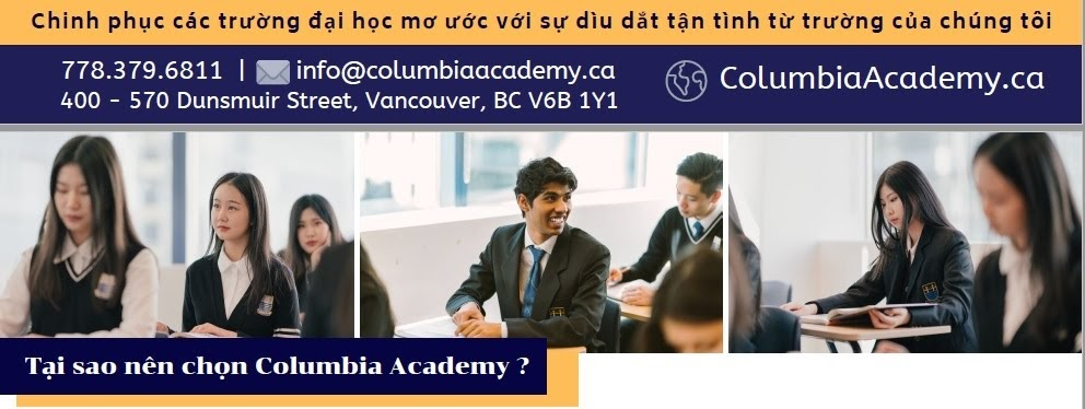 Columbia Academy - Vancouver, Canada