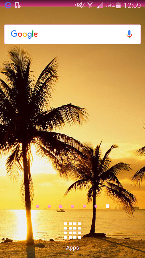 Palm tree wallpaper android apps on google play - Palm tree wallpaper for android ...