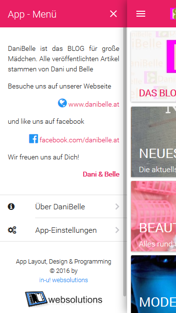 DaniBelle- screenshot