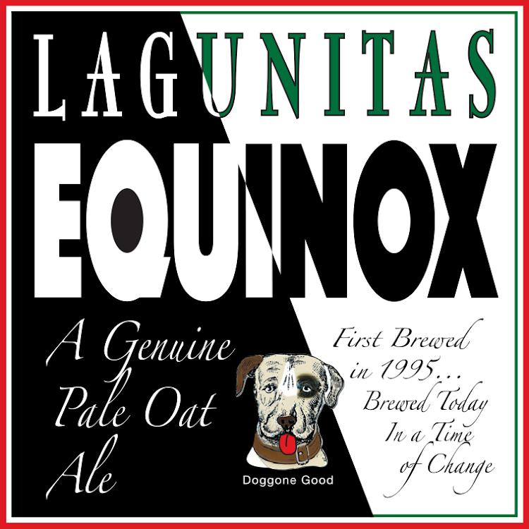 Logo of Lagunitas Equinox