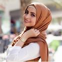 تنسيق الوان الملابس للمحجبات بالصور2021 icon