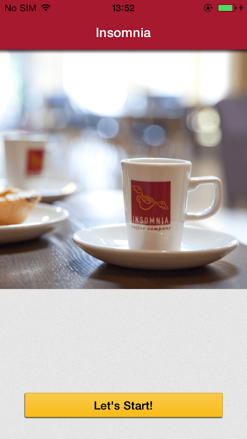 Insomnia Coffee- screenshot