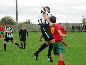 Photo: 08/10/11 v Lydney Town (Hellenic League Div 1 West) 2-2 - contributed by Leon Gladwell